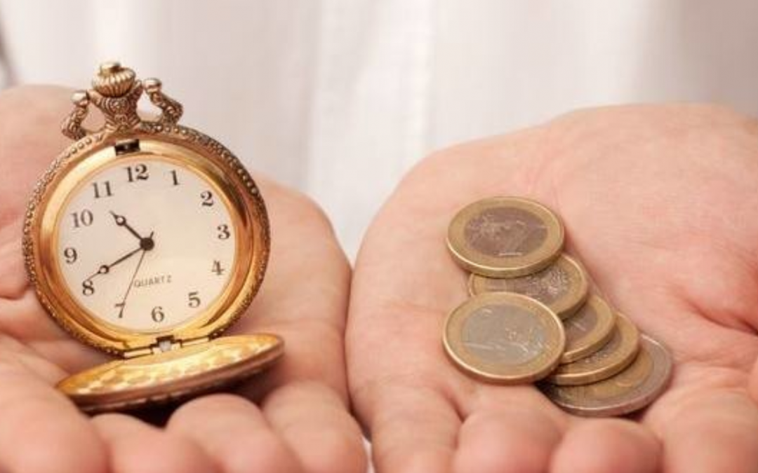 Which Do You Value More: Your Money or Your Time?